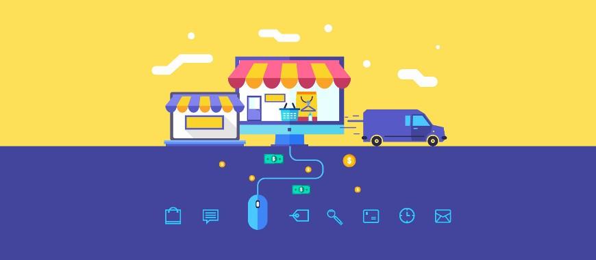 E-commerce Google Shopping